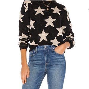Super down star sweater